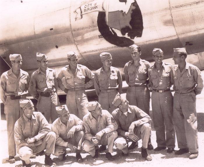 B-29,~City of Burbank~,#44-69766,Tail-Black-Square-K-57,[heid crew],330BG,2020-01-28,00179