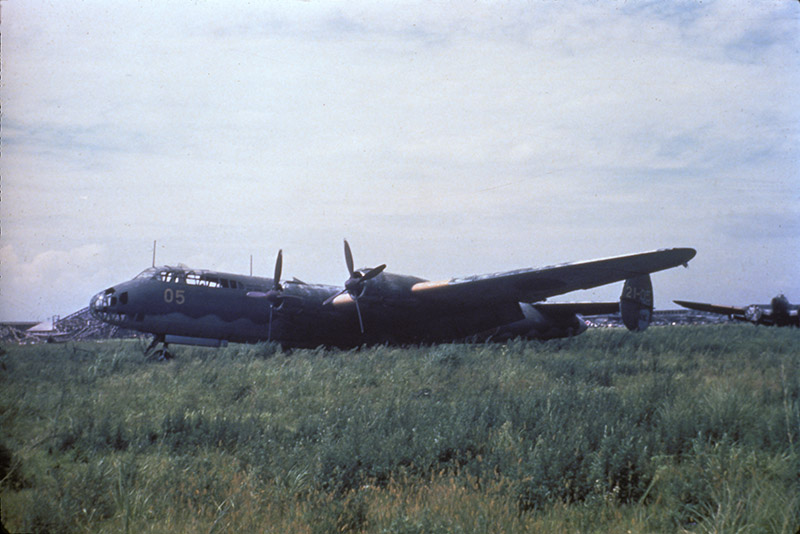 G5N Shinzan Atsugi Japan 1945.42489674680_4c356b4f5d_o