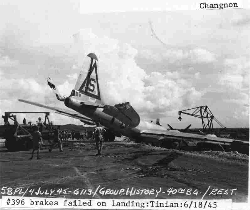 B-29,#42-63396,40BG,tail-Triangle-S-1,[crash],[1945-06-18-19],,2020-03-18,00018