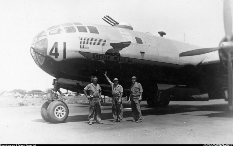 B-29.~Battlin' Betty III~.#42-24606.[u-_41].73BW.498BG..2019-12-06.00410..