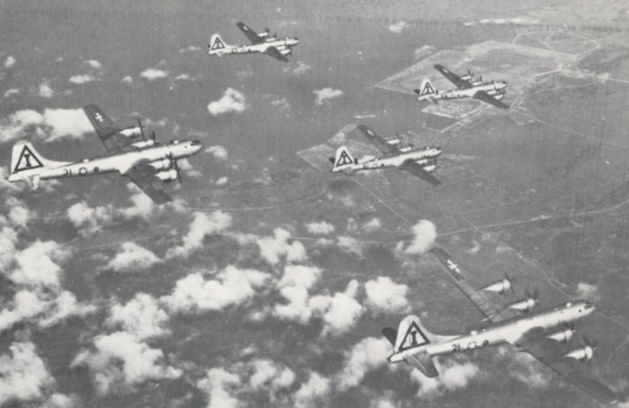 B-29,#42-63456,tail-Triangle-I-21,[MANY],[and ~Pioneer III~,#42-63534,tail-Triangle-I-31],,2020-05-29,00013