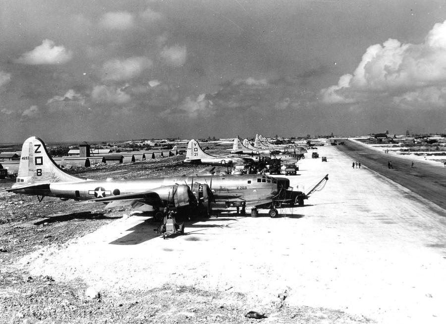 B-29,#42-24692,_4692,499BG,_K-269,tail-Z-Square-8,[MANY],[p-Isley Field],[p-Saipan],2020-03-26,10019