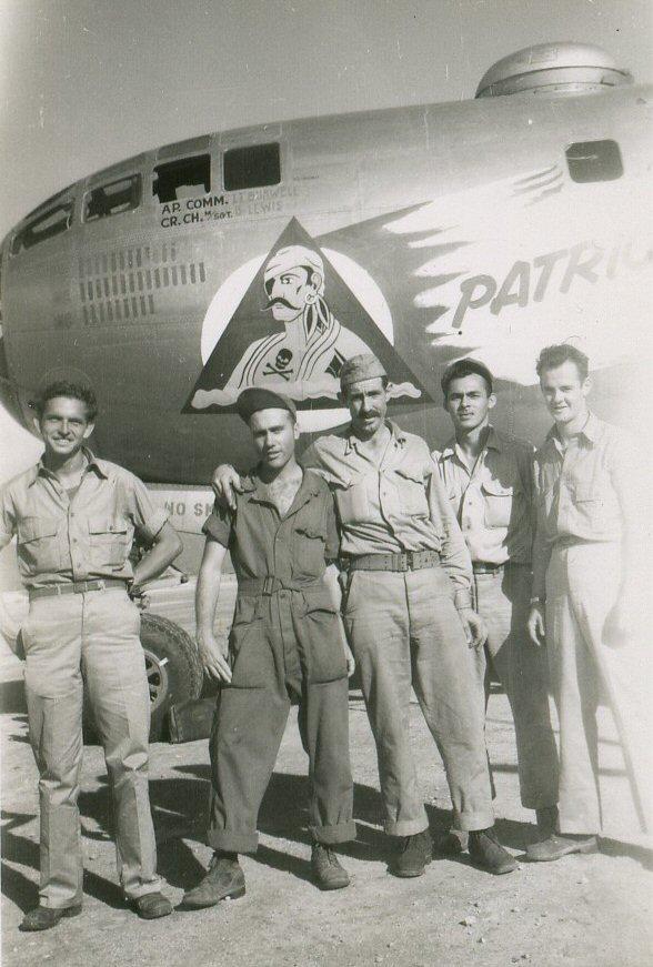 B-29,~Patricia Lynn~,#42-93901,Tail-Circle-R-34,6BG,[ex-plane34],[src-Phil Crowther],2020-01-24,00048
