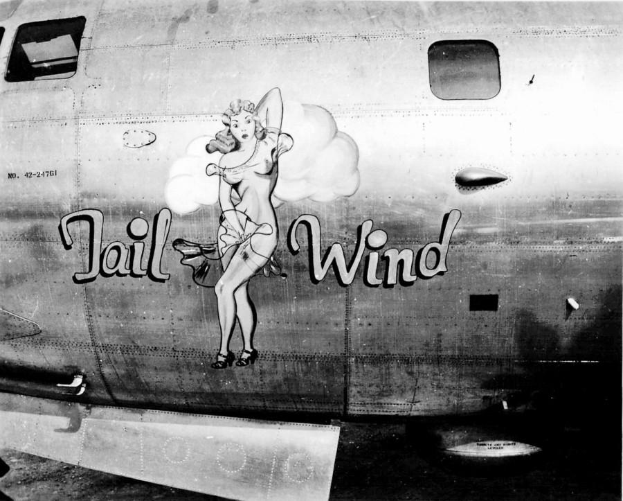 B-29,~Tail Wind~,(a),#42-24761,2019-12-06,02698