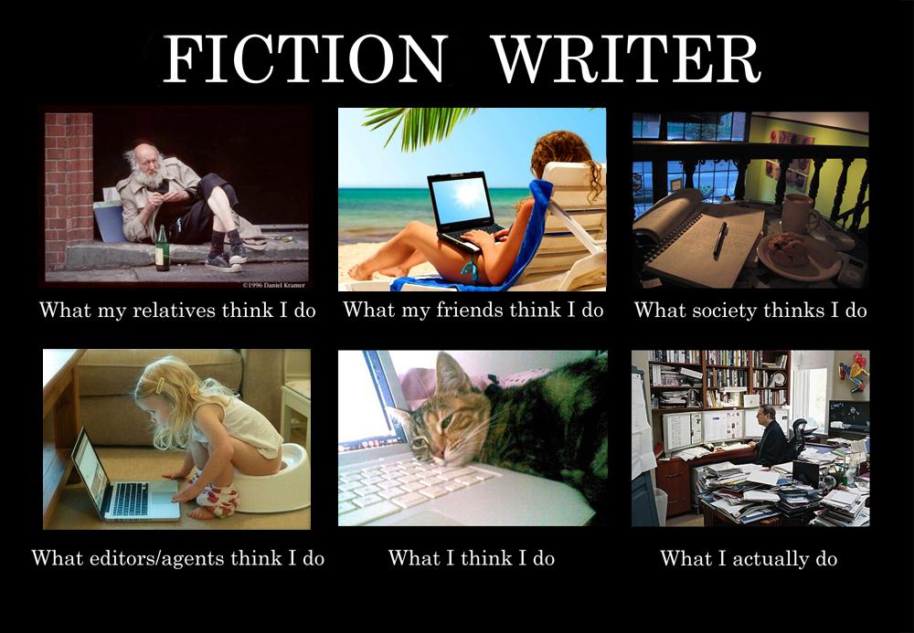 fiction-writer