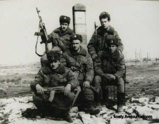 122-й основной столб, Пянджский отряд, Ай-куль