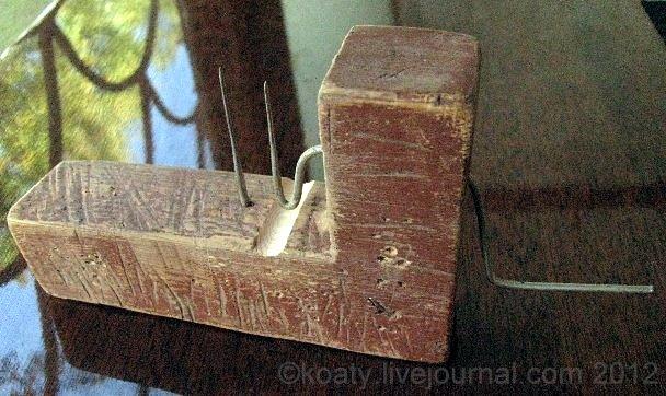 Станок для плетения цепочек