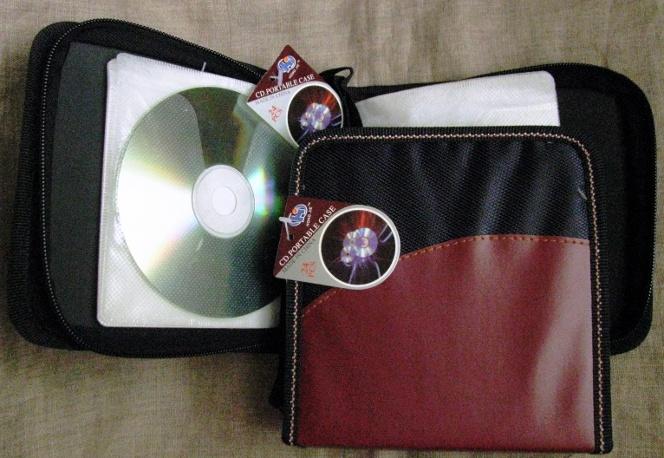 Кляссеры для дисков