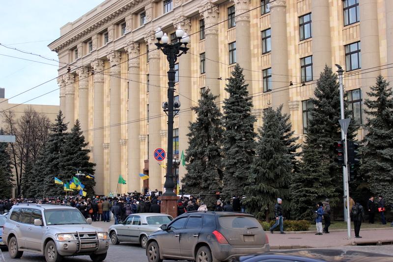Харьковский облисполком