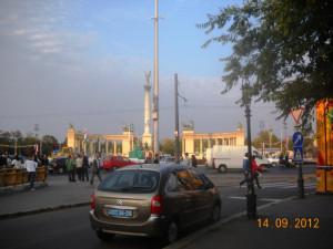 Площадь Героев 3