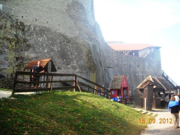 Вишеград. Крепость