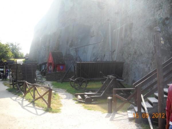 Крепость в Вишеграде