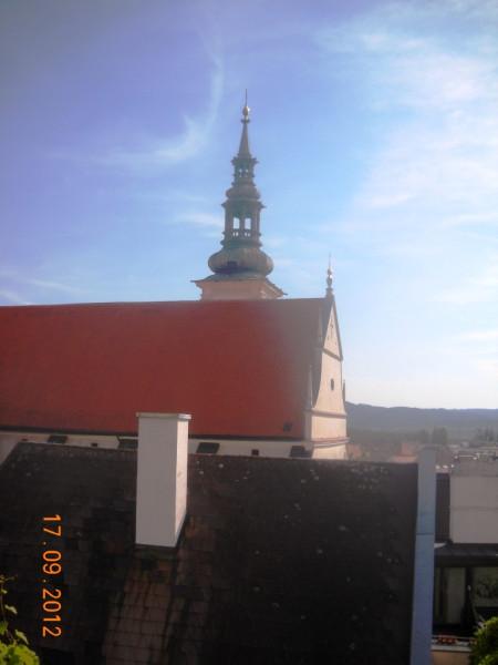 Крыши Кремса