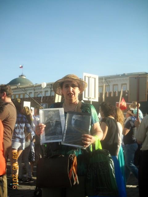 Ура, мы на Красной площади!)