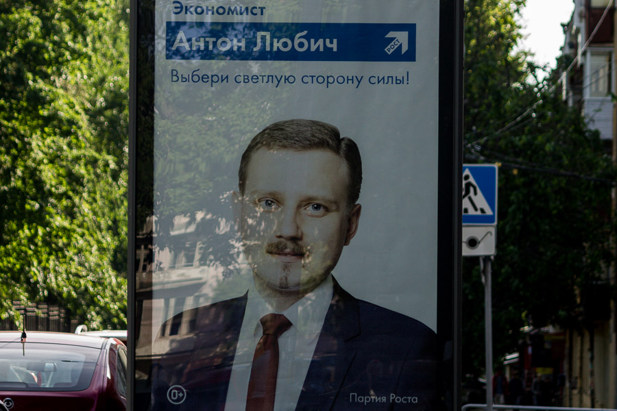 Экономист Любич