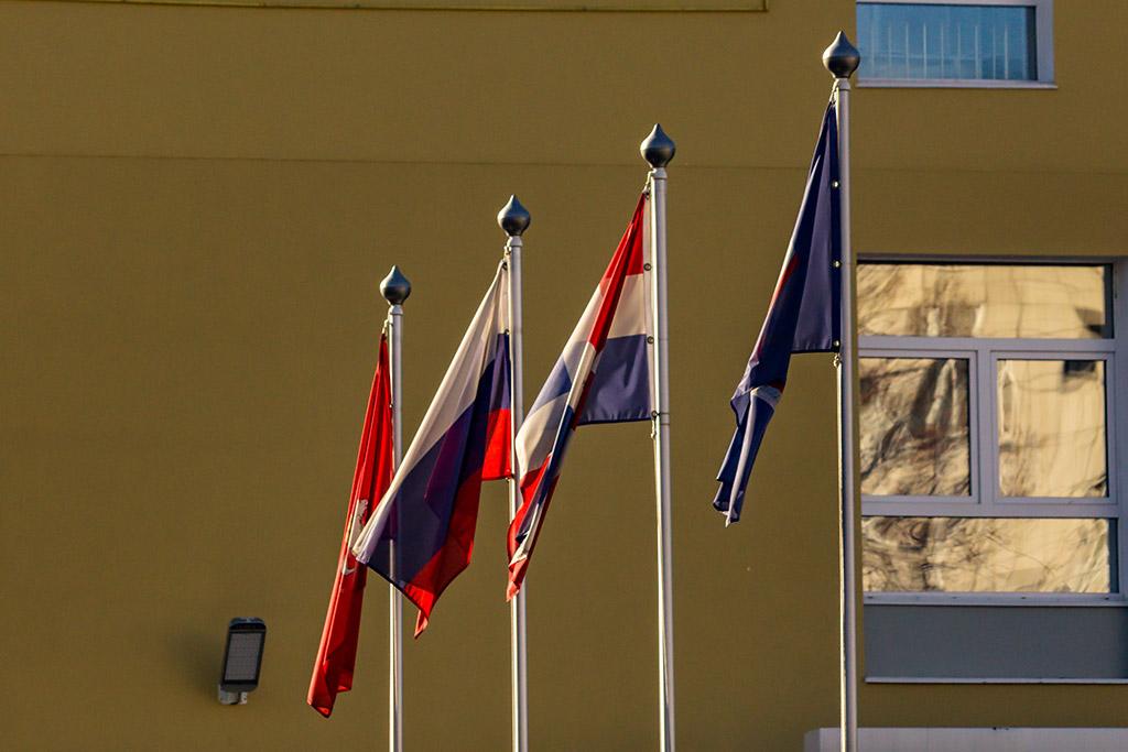 Просто флаги