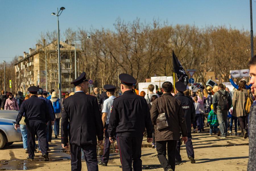 Монстрация в Перми 2017. 21