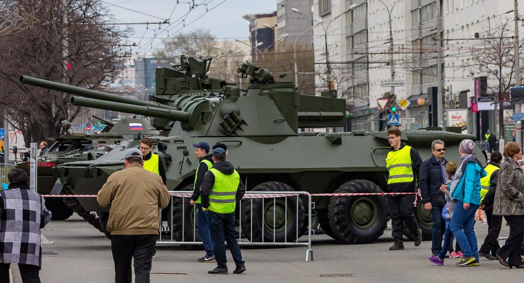 09. Самоходная артиллерия