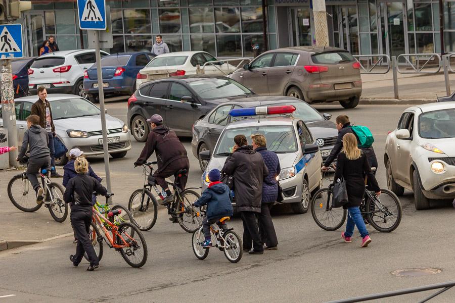 Пермь велосипедная