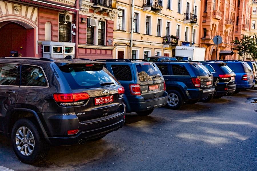 Санкт-Петербург. Генконсульство США