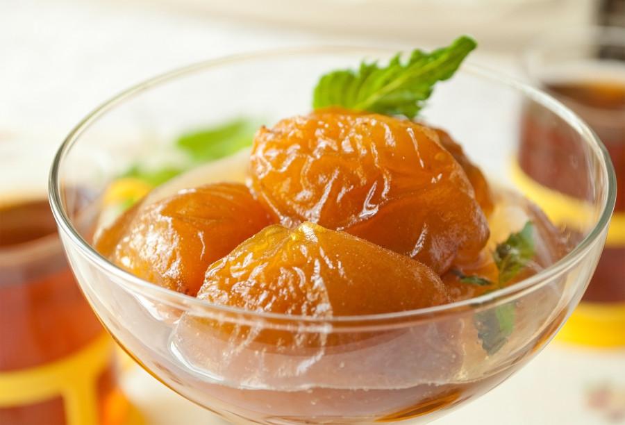 Абрикосовое варенье рецепт с мятой