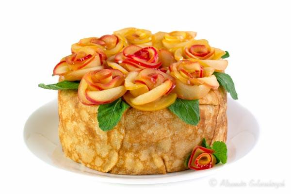 любимый торт для масленицы