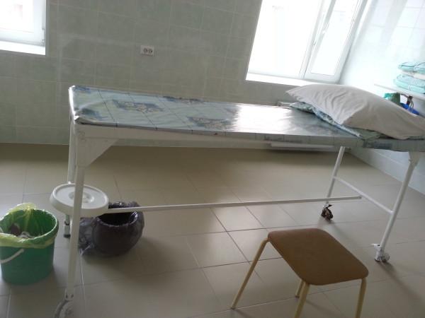 1-е отделение травмы больницы на Костюшко закрывают