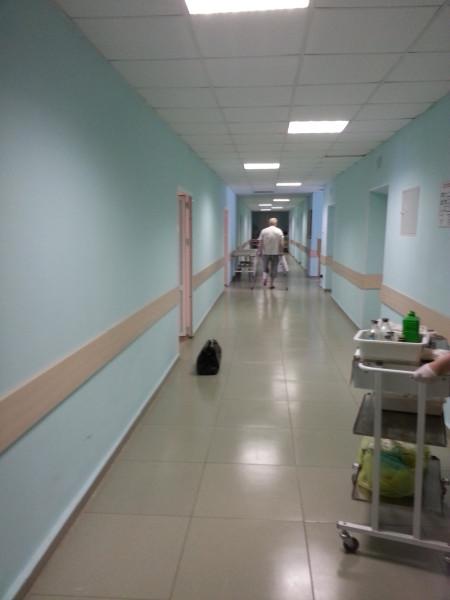 1-е травматологическое  отделение Больницы №26 на Костюшко закрывают