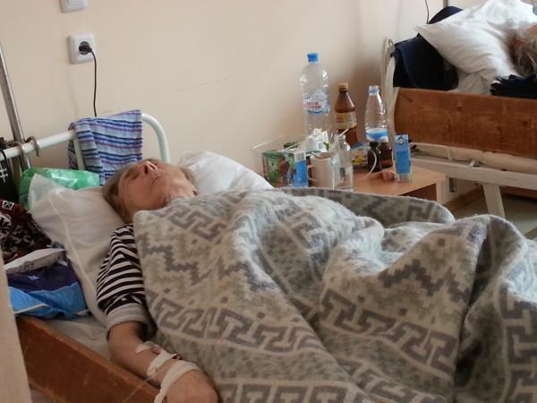 1-е отделение травмы на Костюшко закрывают
