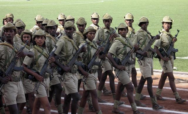 Eritrea army1