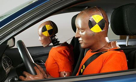 Самые безопасные автомобили 2011 года