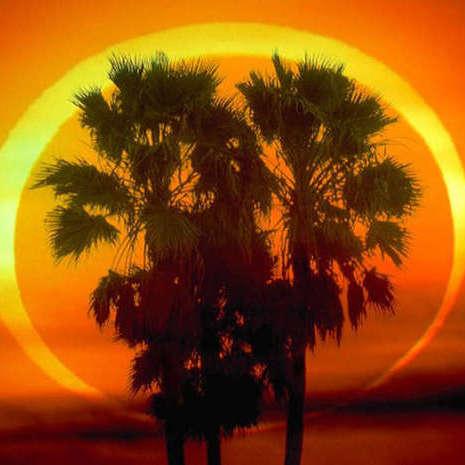 солнечное затмение 20 мая
