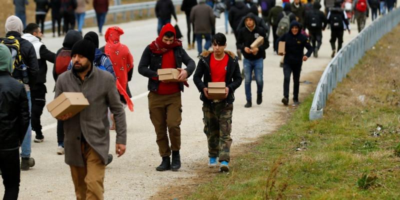 Беженцы: «Нам нужны ваши дети»