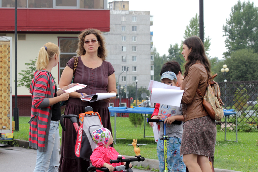 РВС - Фрязинцы против антисемейного закона 323-ФЗ