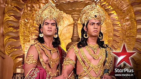 Сериал «Махабхарата» (Mahabharat) (Индия 2013-2014 г.)