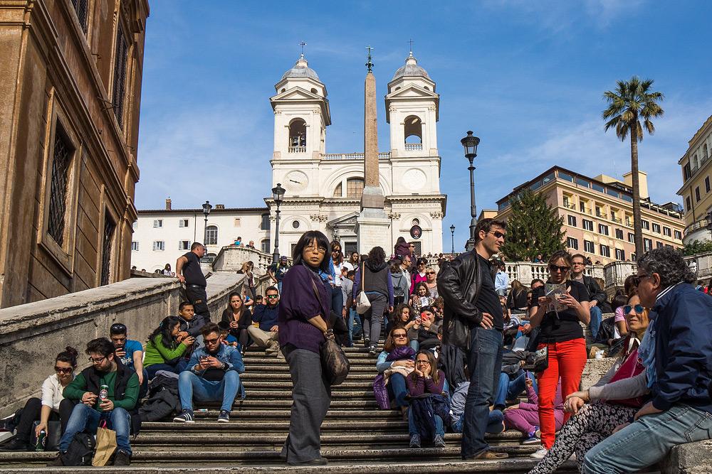 Рим что можно посмотреть за полдня. Фото Рим.