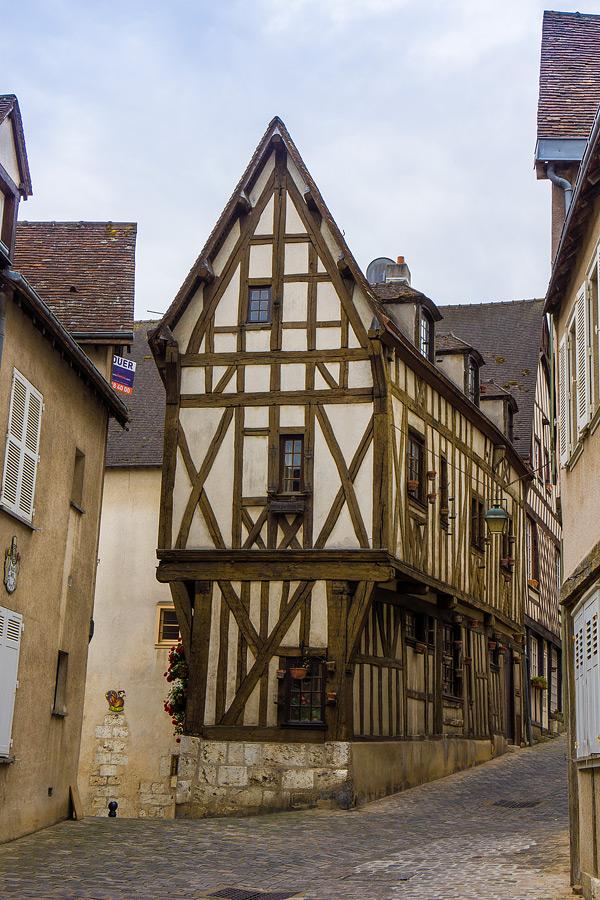 Шартр Chartres Нижний город достопримечательности отчет жж livejournal  DSC04634