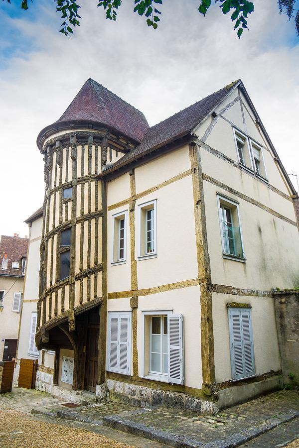 Шартр Chartres Нижний город достопримечательности отчет жж livejournal  DSC04636