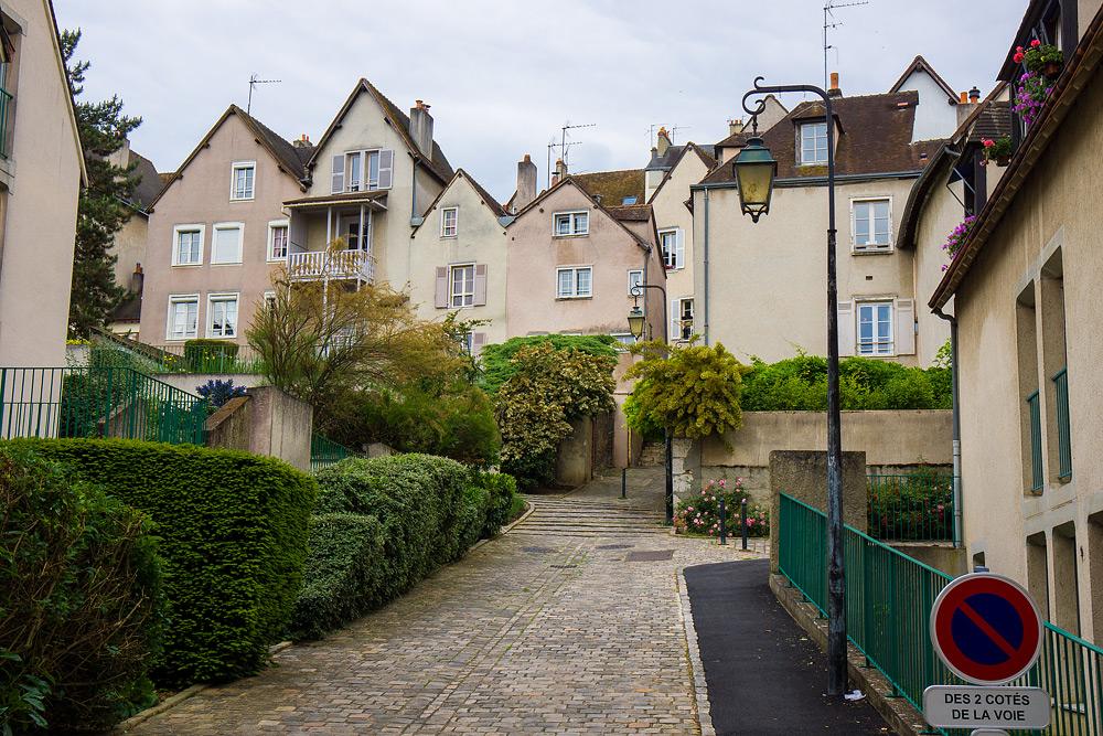 Шартр Chartres Нижний город достопримечательности отчет жж livejournal  DSC04649