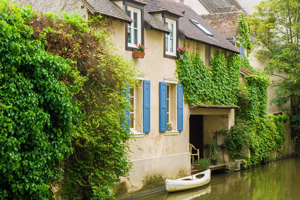 Шартр Chartres Нижний город достопримечательности отчет жж livejournal  DSC04655
