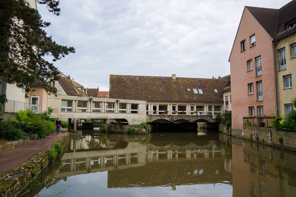 Шартр Chartres Нижний город достопримечательности отчет жж livejournal  DSC04657