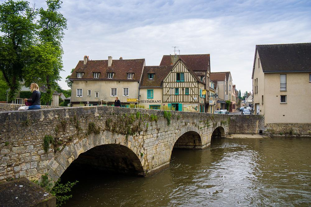 Шартр Chartres Нижний город достопримечательности отчет жж livejournal  DSC04667