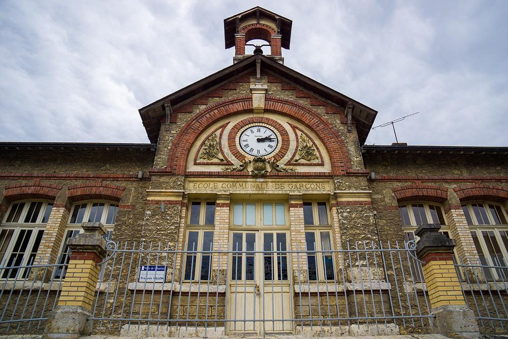 Шартр Chartres Нижний город достопримечательности отчет жж livejournal  DSC04679