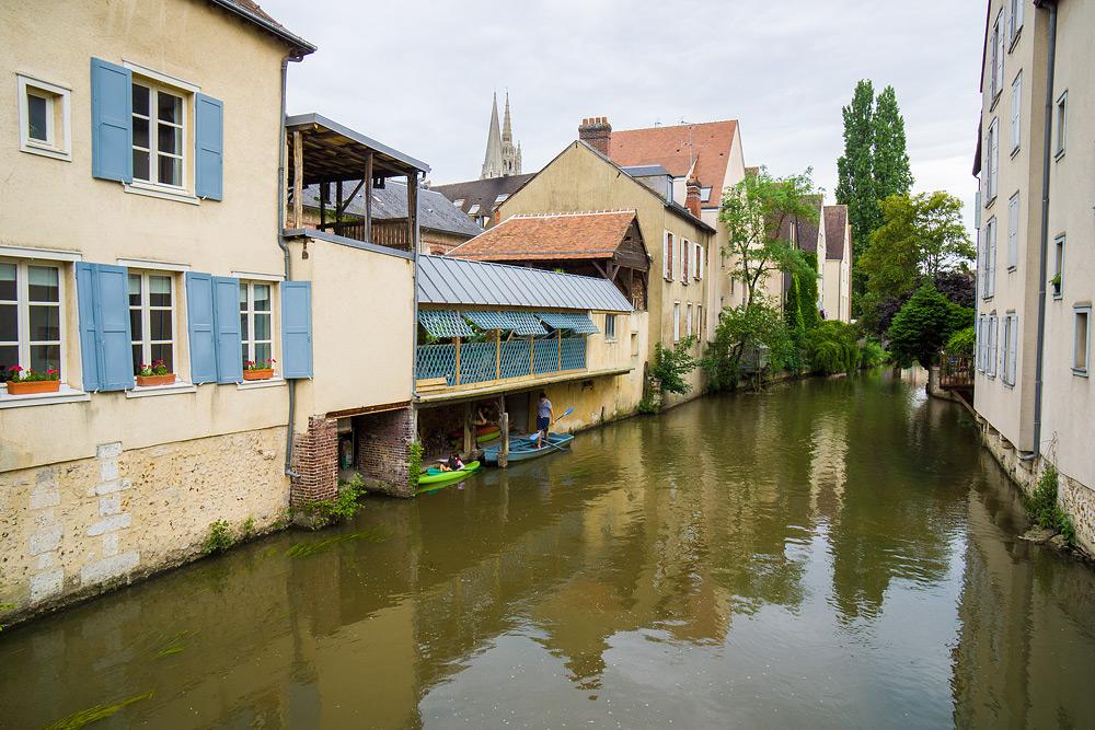 Шартр Chartres Нижний город достопримечательности отчет жж livejournal  DSC04685