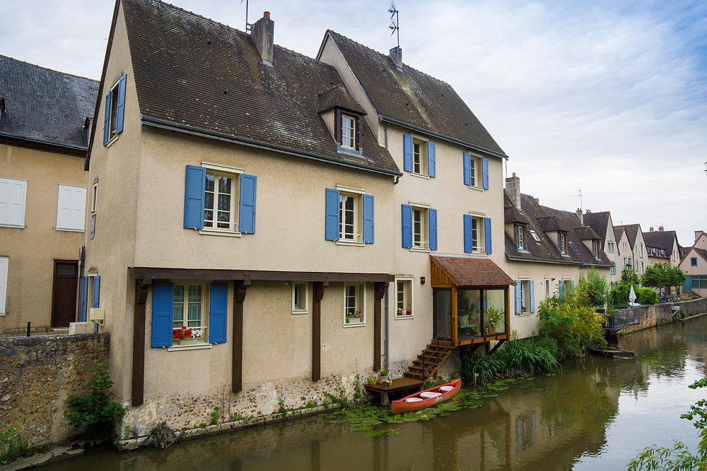 Шартр Chartres Нижний город достопримечательности отчет жж livejournal  DSC04689