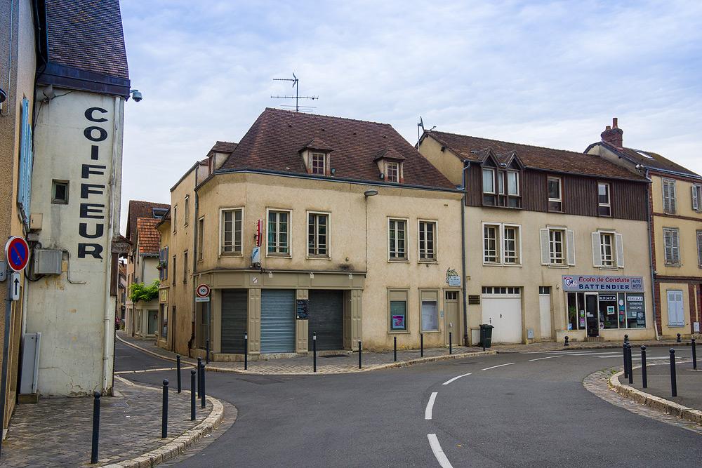 Шартр Chartres Нижний город достопримечательности отчет жж livejournal  DSC04695