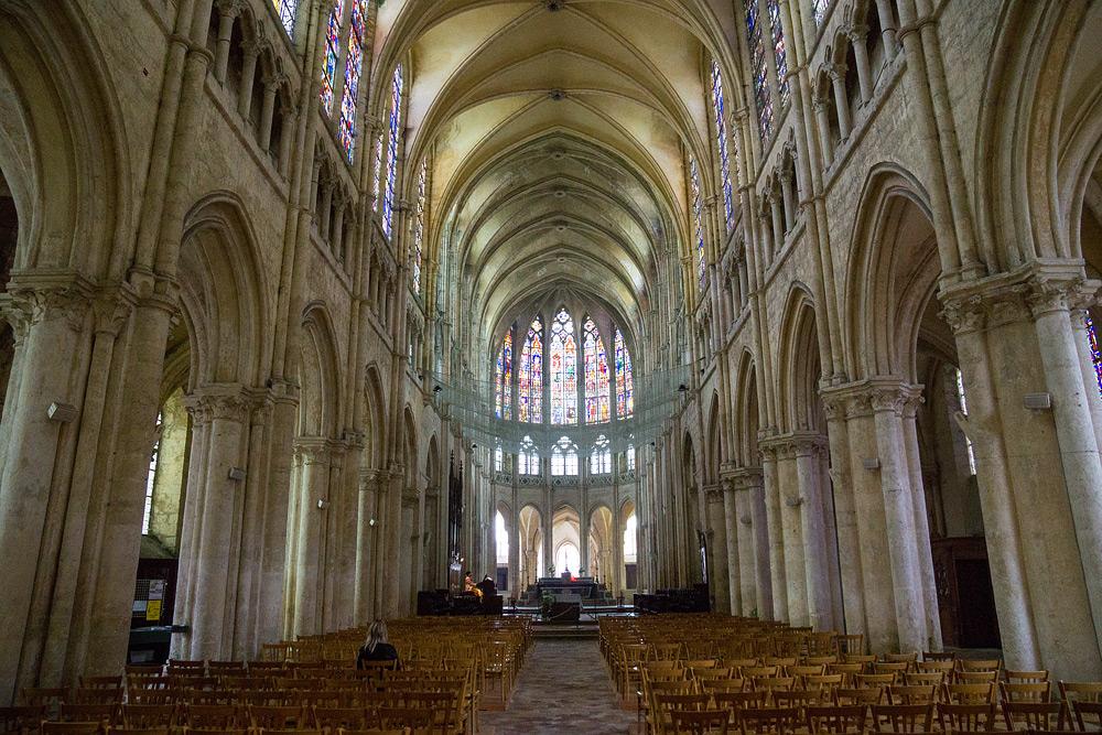 Шартр Chartres Нижний город достопримечательности отчет жж livejournal  DSC04703