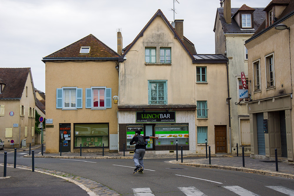 Шартр Chartres Нижний город достопримечательности отчет жж livejournal  DSC04707