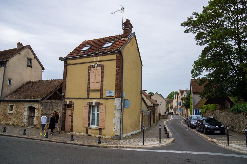 Шартр Chartres Нижний город достопримечательности отчет жж livejournal  DSC04710