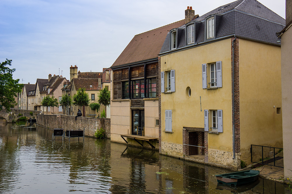Шартр Chartres Нижний город достопримечательности отчет жж livejournal  DSC04722